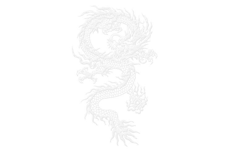 [Déstcok] Tenue Sanda, Boxe Chinoise Femme, Wesing, Dragon Taille M/Bleu